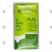 Classic Quality Disposable Briefs 7S XL