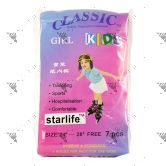 Classic Quality Disposable Kids 7S (Girl)
