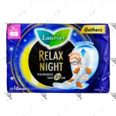 Laurier Relax Night Gathers 35cm 16s