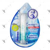Mentholatum Waterlip Fragrance Free 4.5g