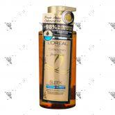 L'Oreal Extraordinary Oil Shampoo 440ml Sleek
