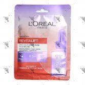 L'Oreal Revitalift Pro-Youth Face Mask 1s Skin Plumping+ Anti-Aging