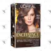 Excellence Fashion 9.11 Silver Ash