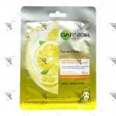 Garnier Light Complete Serum Mask 1s Lemon