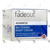 Fade Out Whitening Night Cream 50ml