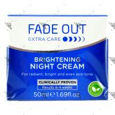 Fade Out Brightening Night Cream 50ml