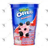 Oreo Mini Strawberry Cup 67g