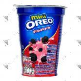 Oreo Mini Strawberry Cup 61.3g