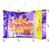 Cadbury Crunchie 1Pack (4x26.1g)