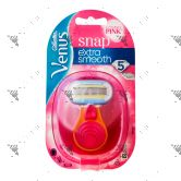 Gillette Venus Snap Extra Smooth Razor 1s