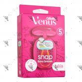 Gillette Venus Snap Extra Smooth Razor 1s