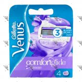 Gillette Venus Comfort Glide Breeze Dispenser 4s