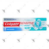 Colgate Toothpaste Sensitive Pro-Relief+Whitening 110g