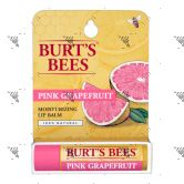 Burt's Bees Lip Balm 4.25g Pink Grapefruit