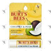 Burt's Bees Lip Balm 4.25g Coconut & Pear