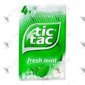 Tic Tac Fresh Mint 16gx4pack