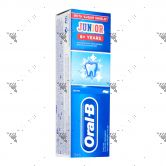 Oral-B Toothpaste Junior 6+ Years Old 75ml