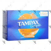 Tampax Compak Super Plus 18 Tampons