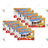 Kinder Happy Hippo Biscuits 1box (10pack x 5s)