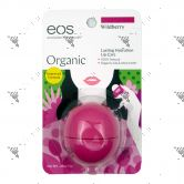 EOS Lip Balm Organic Wildberry 7g
