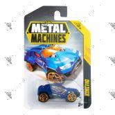 Zuru Metal Machines Cars 1s for 3yrs+ Kinetic