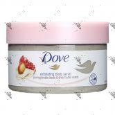 Dove Body Scrub 225ml Pomegranate Seeds & Shea Butter