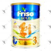 Friso Gold (Stage 3) Milk Powder 1800g (From 1-3Years) Locknutri