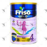 Friso Gold (Stage 4) Milk Powder 1800g(From>3yrs) Locknutri