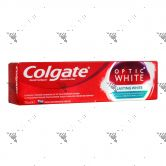 Colgate Toothpaste Optic White 75ml Lasting White