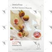 Innisfree My Real Squeeze Mask Ex Fig 1s