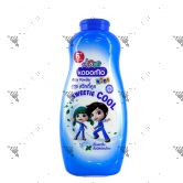 Kodomo Baby Powder 400ML Sweetie Cool Blue for Kids