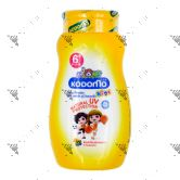Kodomo Baby Powder 50g Natural UV Protection Yellow for Kids