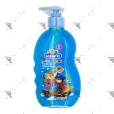 Kodomo Kids Head to Toe Wash Blue Candy 400ml