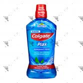 Colgate Plax Mouthwash 1L Peppermint Fresh