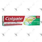 Colgate Toothpaste Total Professional 150g Clean Gel