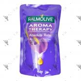 Palmolive Shower Gel 450ml Refill Absolute Relax