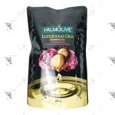 Palmolive Shower Gel 400ml Refill Luminous Oil