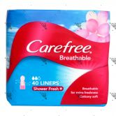 Carefree Breathable Scented 40s