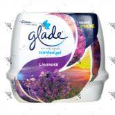 Glade Scented Gel 200g Lavender
