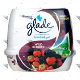 Glade Scented Gel 180g Lemon/Wild Berries Assorted
