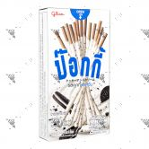 Glico Pocky Cookies & Cream Biscuit Stick 45g