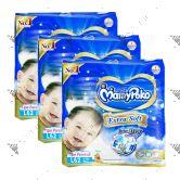 MamyPoko Extra Dry Jumbo Tape Diaper Large 62S (1Carton=3packs)