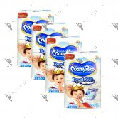 MamyPoko Royal Soft Tape Diaper Large 40S (1Carton=4pack)