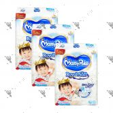 MamyPoko Royal Soft Tape Diaper X-Large 50S (1Carton=3packs)