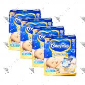 MamyPoko Extra Soft Tape Diaper NB 52S (1Carton=4pack)