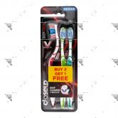 Close Up Toothbrush Deep Clean 2s+1s Medium
