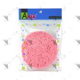 Aria 2181 Cellulose Sponge Damp Round