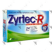 Zyrtec-R Tablet 10mg 10s