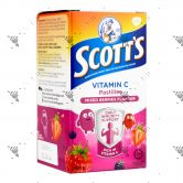 Scott's Vitamin C Pastilles 50s Mixed Berries