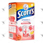 Scott's Vitamin C Pastilles 50s Peach